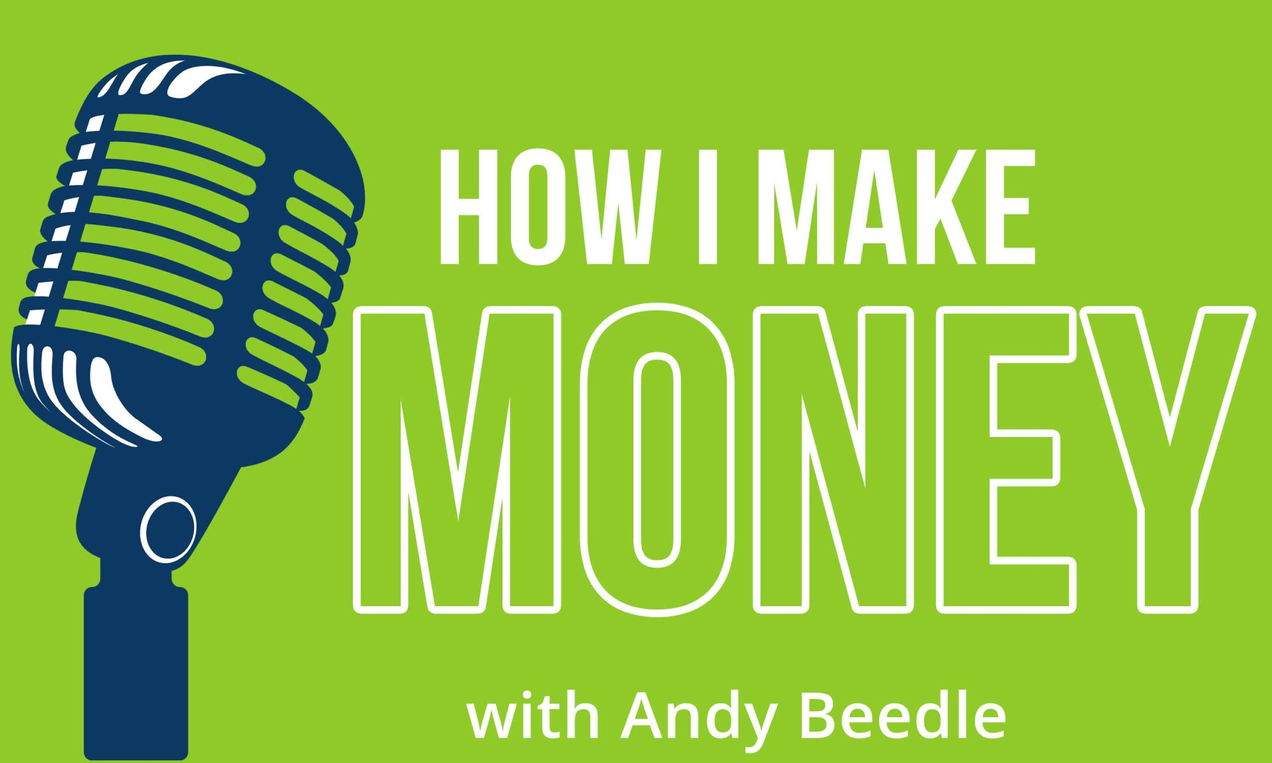Cover image of the How I Make Money podcast